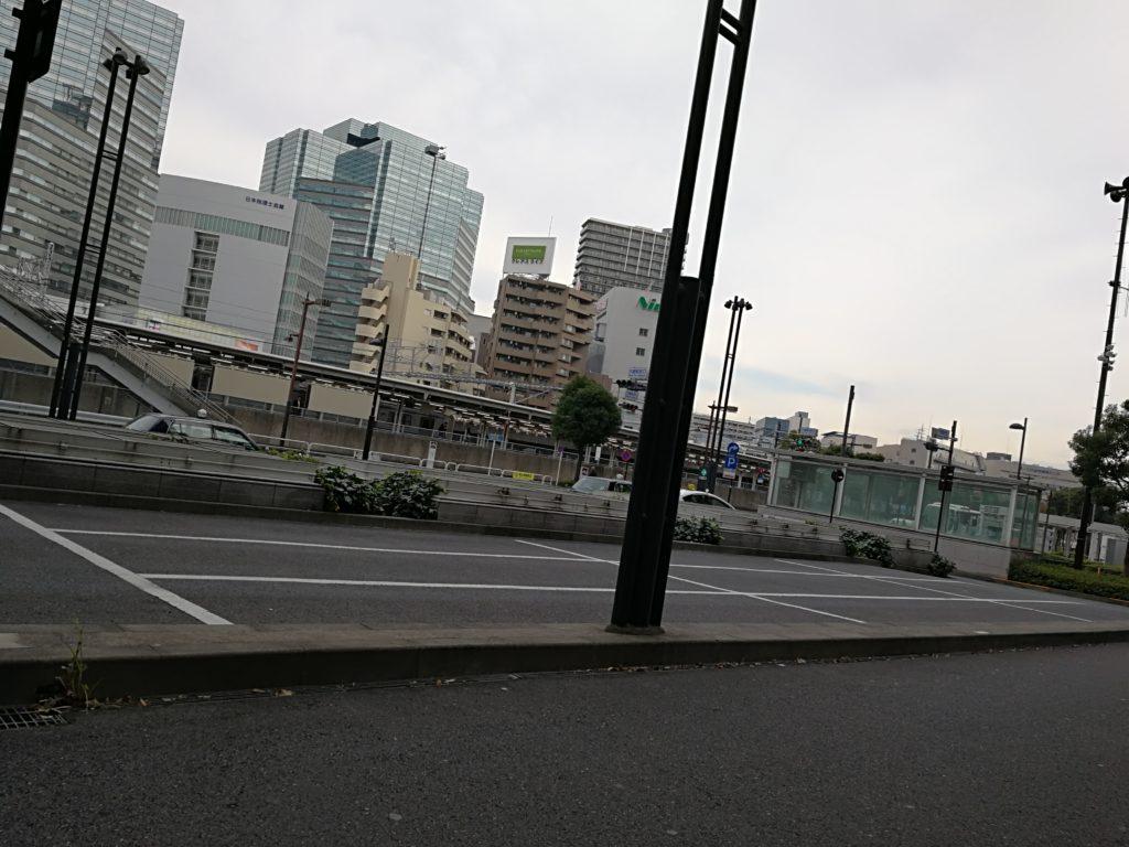 大崎駅タクシープール