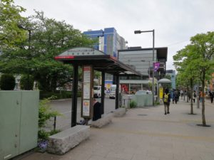 仙川駅バス停