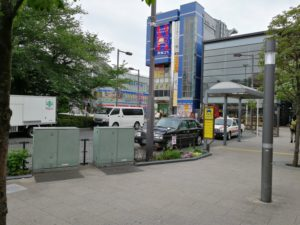 仙川駅タクシー乗り場