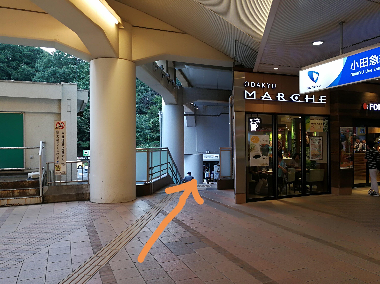 永山駅小田急MARCHE