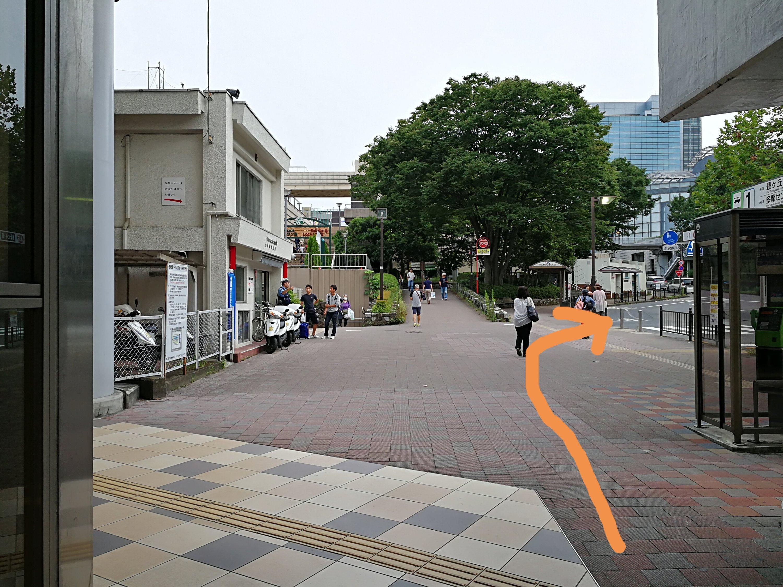 京王永山駅交番