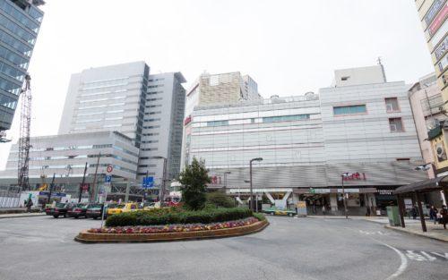 目黒駅タクシー乗り場