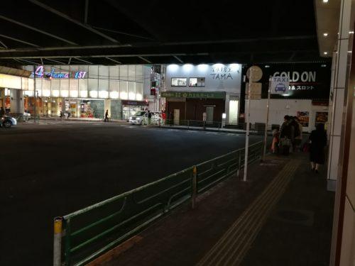 西荻窪駅タクシー乗り場