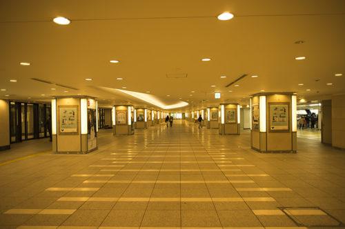 東京駅連絡通路