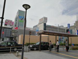 錦糸町駅南口タクシー乗り場