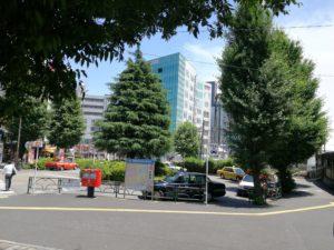 大塚駅北口タクシー