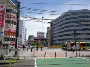 大塚駅南口線路