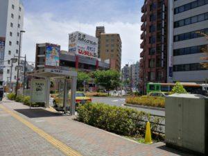 大塚駅南口タクシー乗り場