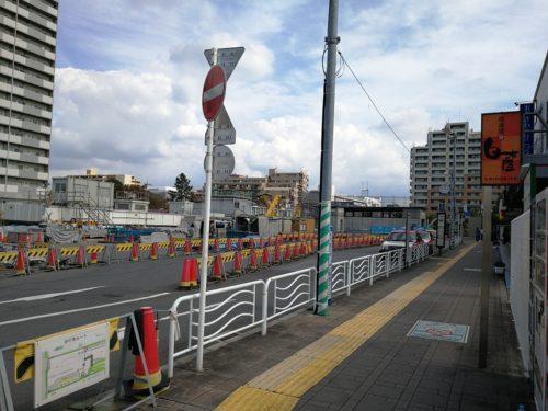 南砂町駅タクシー乗り場