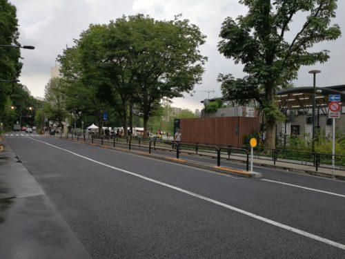 京成上野駅タクシープール