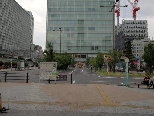 秋葉原駅東口タクシープール