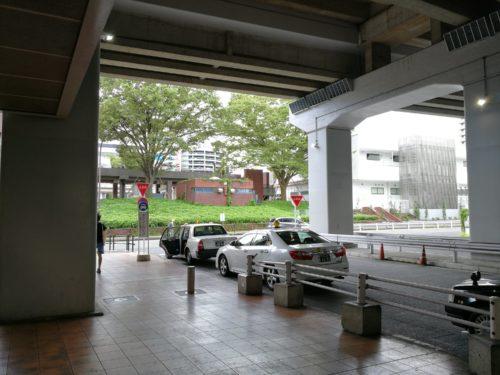 多摩センター駅タクシー乗り場
