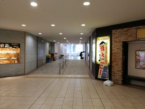 多摩センター駅1階