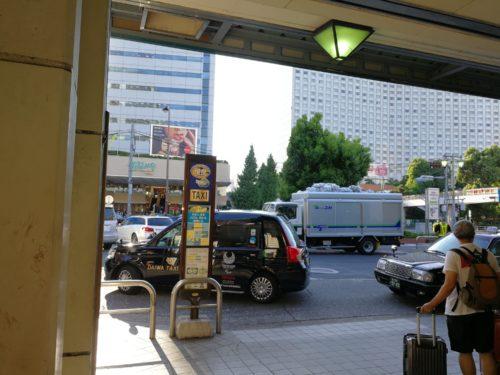 品川駅高輪口タクシー乗り場