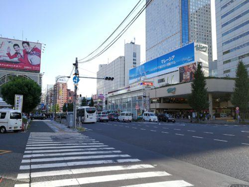 品川駅第一京浜