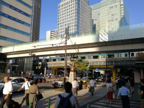浜松町タクシー乗り場
