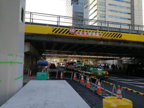 浜松町駅前タクシー