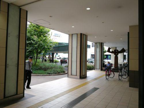 聖蹟桜ヶ丘駅タクシー乗り場
