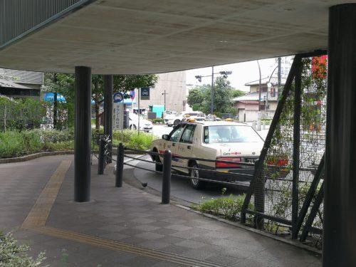 聖蹟桜ヶ丘駅タクシー乗り場京王