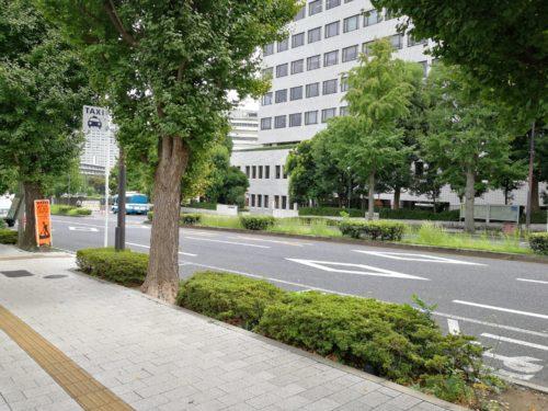 国会議事堂前駅タクシー乗り場2