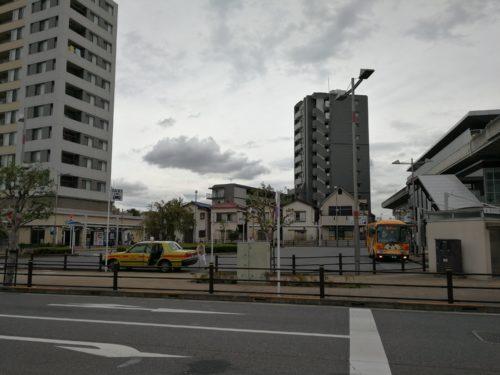 見沼代親水公園駅タクシー乗り場