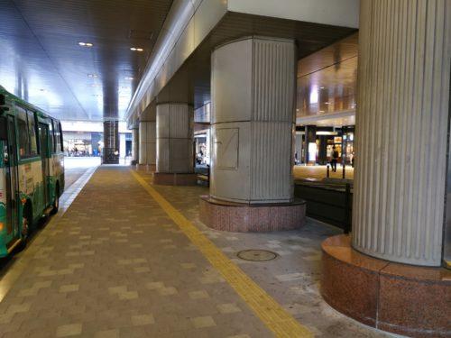 府中駅前ロータリー