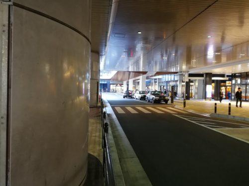 府中駅タクシー乗り場