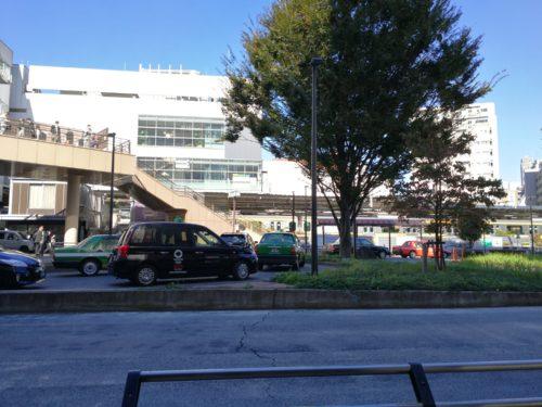 三鷹駅南口タクシー乗り場