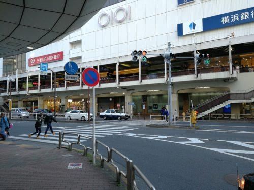 町田駅マルイ前横断歩道