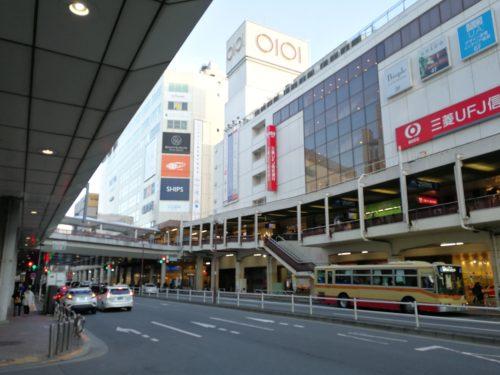 町田駅小田急西口タクシー乗り場