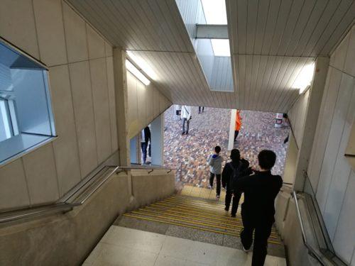 町田駅南口出口