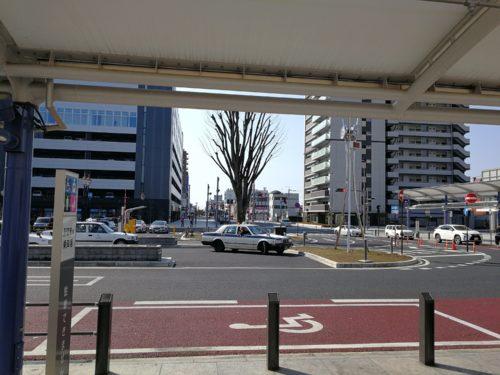 太田駅南口タクシープール