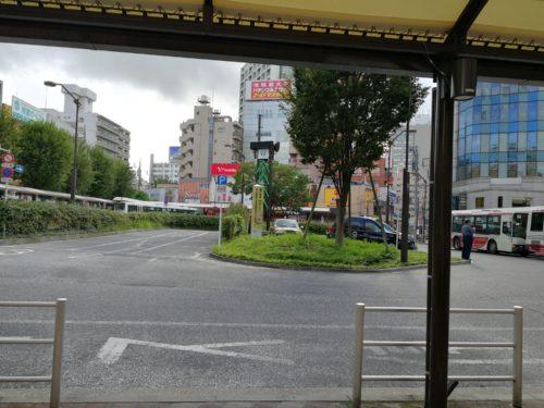荻窪駅北口タクシープール