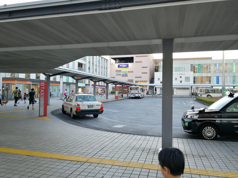 若葉台駅タクシー乗り場