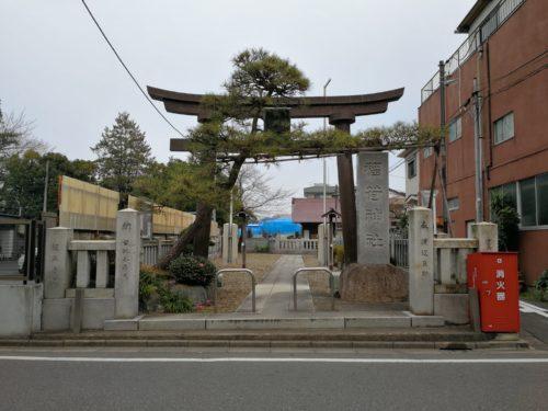 小右エ門稲荷神社