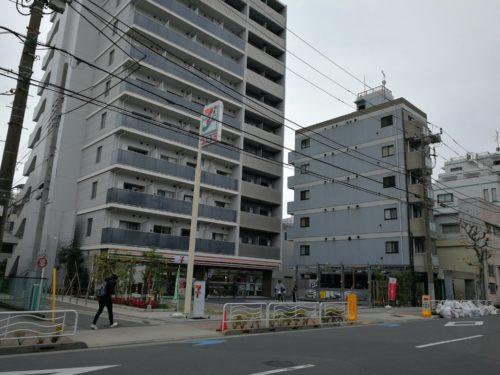 セブン-イレブン江東猿江1丁目店