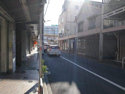 芦花公園商店街