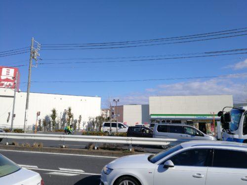 ファミリーマート環八八幡山店