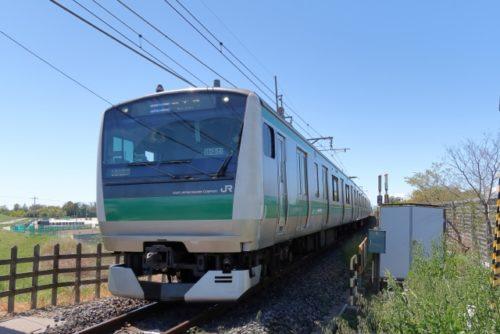 JR川越線